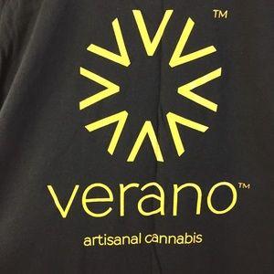 Verano Artisanal Cannabis Marijuana Merch T-shirt